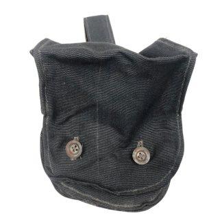 Original WWII German Luftwaffe Gasmask filter pouch