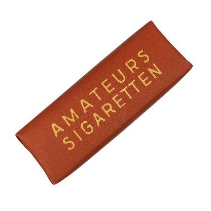 Original WWII Dutch cigarette package 'Amateur sigaretten'