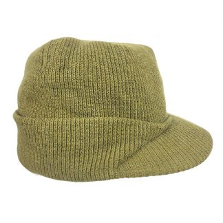 Original WWII US M1941 'Beanie cap'