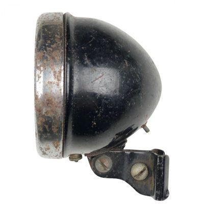 Original WWII Dutch blackout bicycle lamp