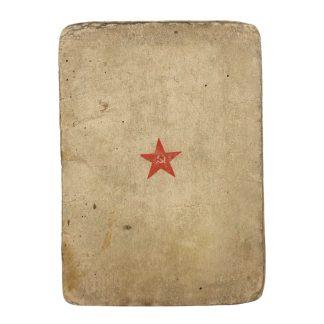 Original WWII Russian ID booklet 'Nesmelov Vasiliy Alexeevich'