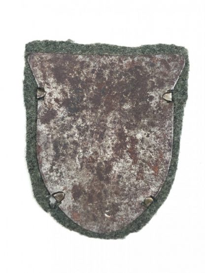 Original WWII German Kuban shield