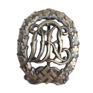 Original WWII German DRL Sportabzeichen in bronze