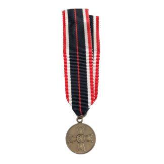 Original WWII German Kriegsverdiensten medal miniature