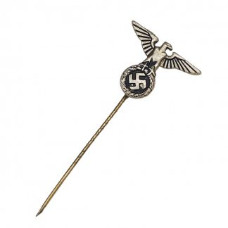 Original WWII German NSDAP early stickpin