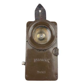 Original WWII German Petrix No. 678 Flashlight