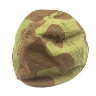 Original WWII Russian Amoeba camouflage helmet cover