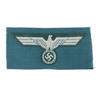 Original WWII German WH M36 breast eagle