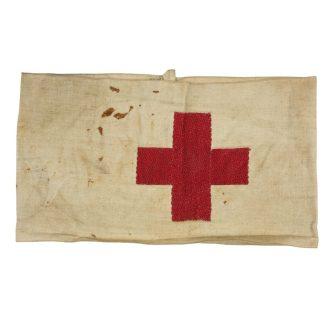 Original Pré 1940 Dutch army medic armband