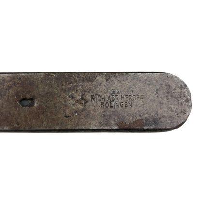 Original WWII German can opener