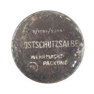 Original WWII German Frostschutzsalbe tin