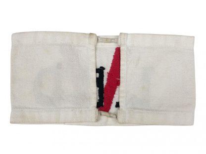 Original WWII Dutch 'Luchtbeschermingsdienst' armband