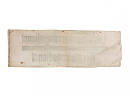 Original WWII Dutch 'Luchtbeschermingsdienst' repair service armband
