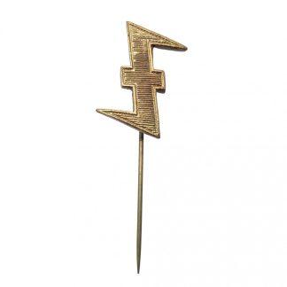 Original WWII Dutch NSB stickpin