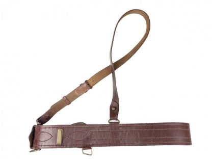 Original Pré 1940 Dutch army 'Sam Brown' belt