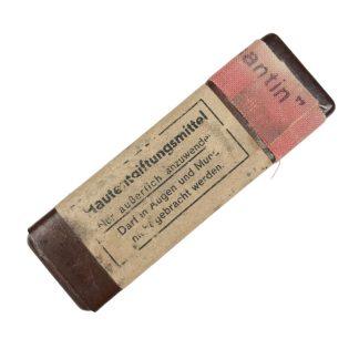 Original WWII German Hautentgiftungsmittel stick