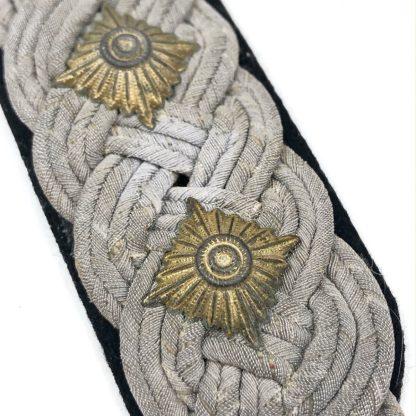 Original WWII German WH pionier 'Oberst' shoulder boards