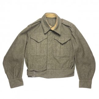 Original WWII Canadian battle dress jacket 1944