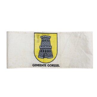 Original WWII Dutch N.V.L. armband Gorssel