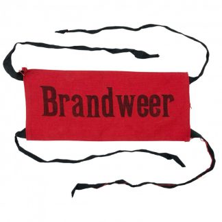 Original WWII Dutch 'Luchtbeschermingsdienst' Fire department armband