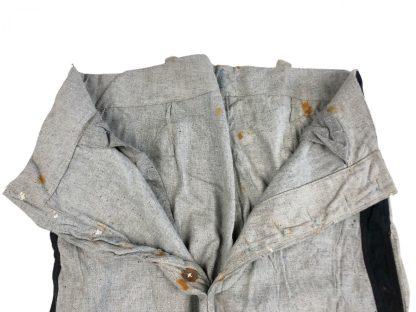 Original WWII German POW uniform 1945