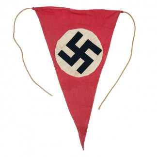 Original WWII German pennant