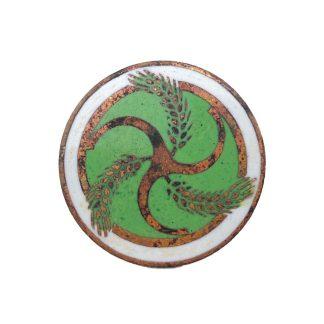 Original WWII Dutch Agrarisch Front pin
