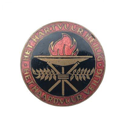 Original WWII Dutch N.S.V.O. pin