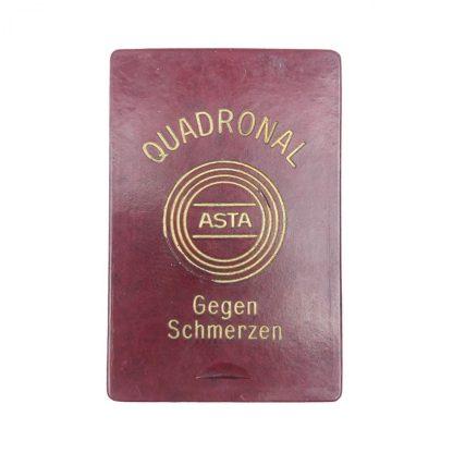 Original WWII German bakelite aspirin container
