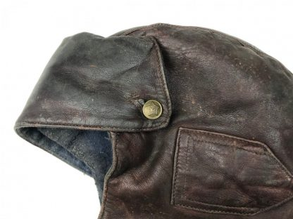 Original WWII Russian Airforce bomber flight cap