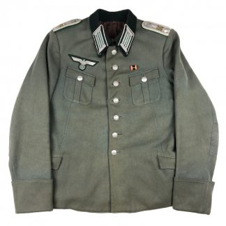 Original WWII German WH Officers Heeresverwaltung uniform