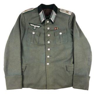 Original WWII German WH Officers Heeresverwaltung uniform