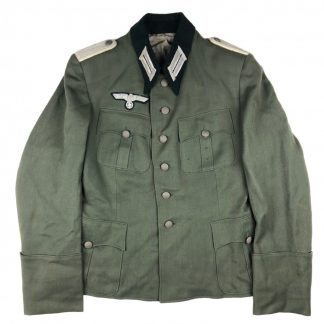 Original WWII German infantry officers uniform (Dutch made)