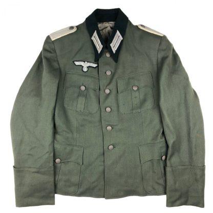 Original WWII German infantry officers uniform (Dutch made)
