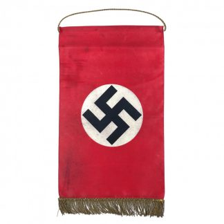 Original WWII German table flag (Dutch made)