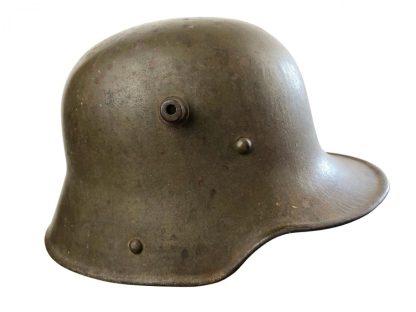 Original WWI German M17 Helmet