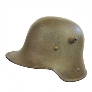 Original WWI German M17 Helmet