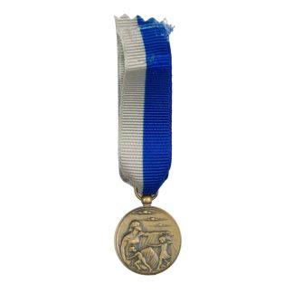 Original WWII Dutch 'Luchtbeschermingsdienst' commemorative medal
