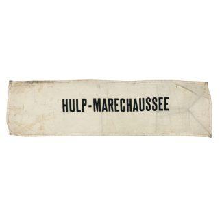 Original WWII Dutch 'Hulp-Marechaussee' armband