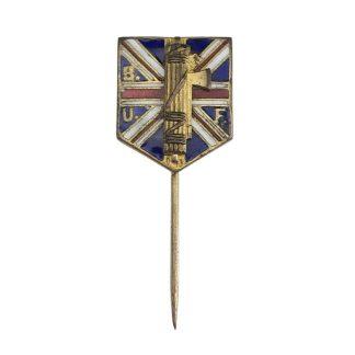 Original 1930's British Union of Fascists membership pin