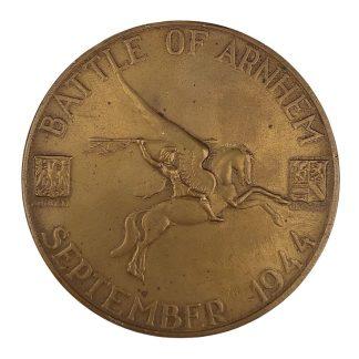 Original British 'Battle of Arnhem' commemorative medal