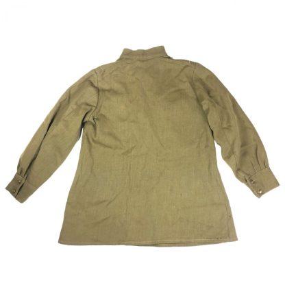 Original WWII Russian M43 Gymnasterka Lend-Lease cloth