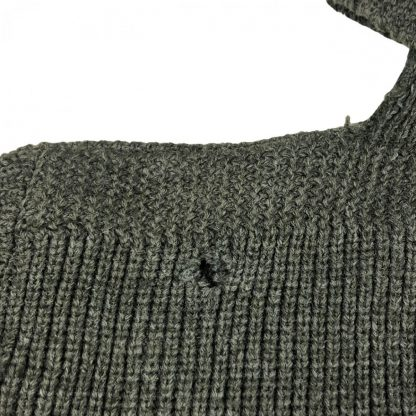 Original WWII Italian 'Turtleneck' sweater