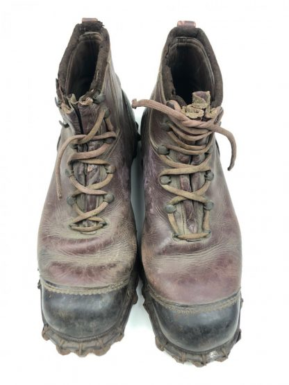 Original WWII Italian army officer shoes