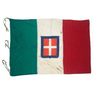 Original WWII Italian flag