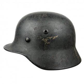 Original WWII German M35 Luftwaffe helmet