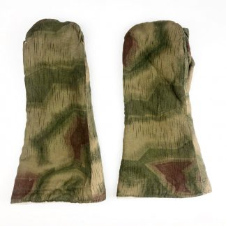 Original WWII German WH/LW Sumpftarn gloves