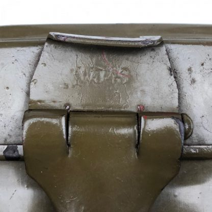 Original WWII German M42 mess tin WJ43