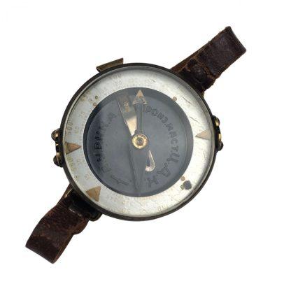 Original WWII Russian wrist compass