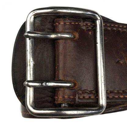 Original WWII Russian M32 officers belt